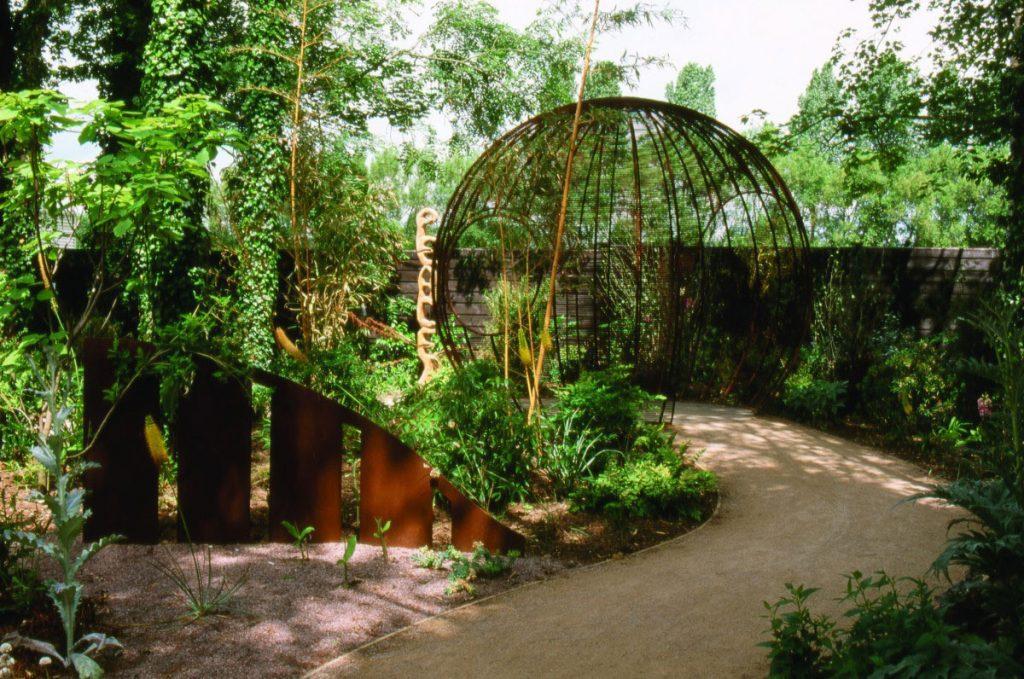 Kim Wilde's A Lifetime Ahead Garden at Festival Gardens, Springfields Outlet